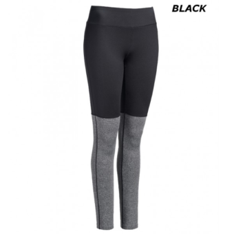 Heather-Blocked-Legging blk
