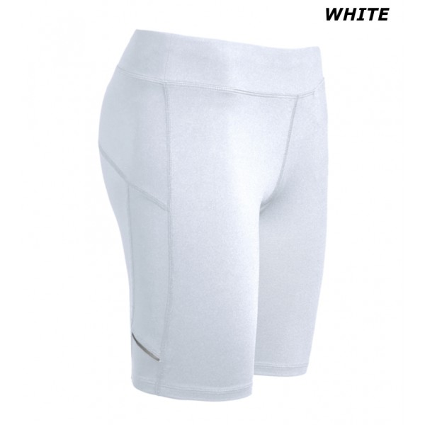 Fitness Short_white